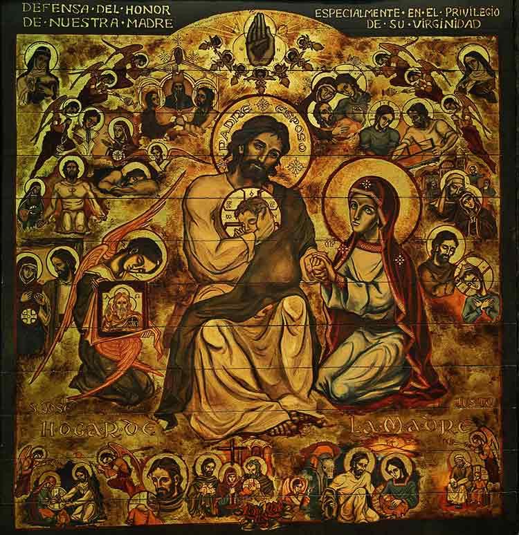 San José, Patrono de la Iglesia universal, 08 de diciembre de 1870 - Ponle  fe