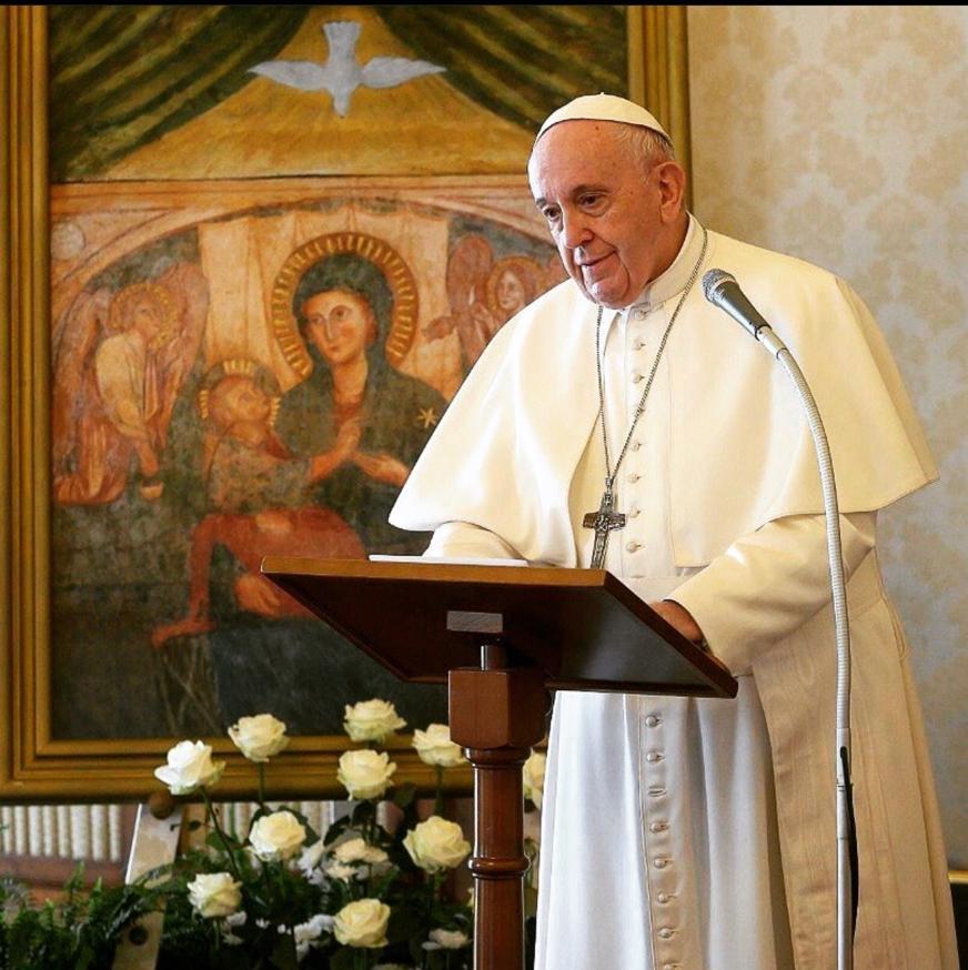 Oración del Papa Francisco a San José contra el Coronavirus