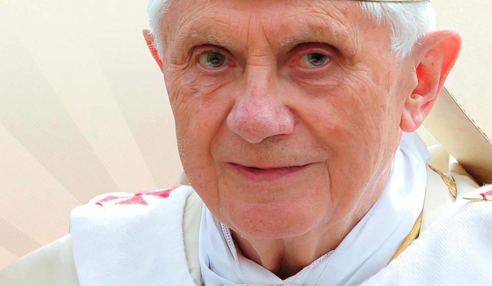 Papa emérito Benedicto XVI, Biografía