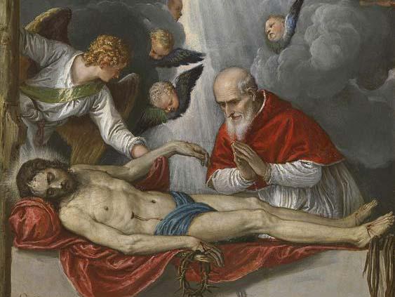 San Pío V, Papa, 30 de abril