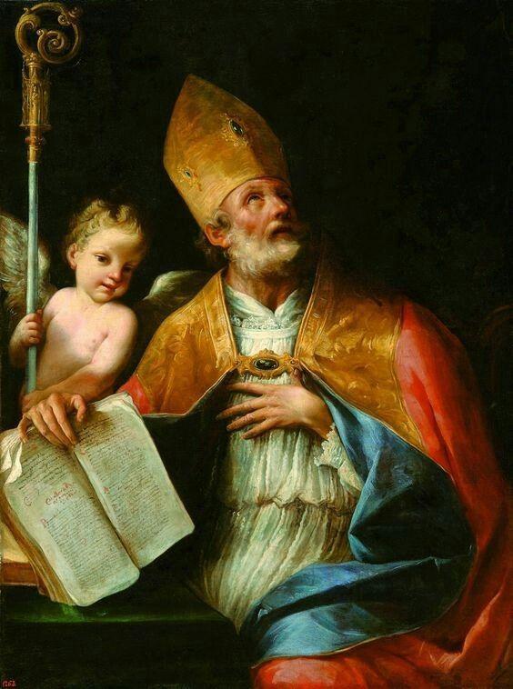 Novena a San Agustín de Hipona sobre la fe