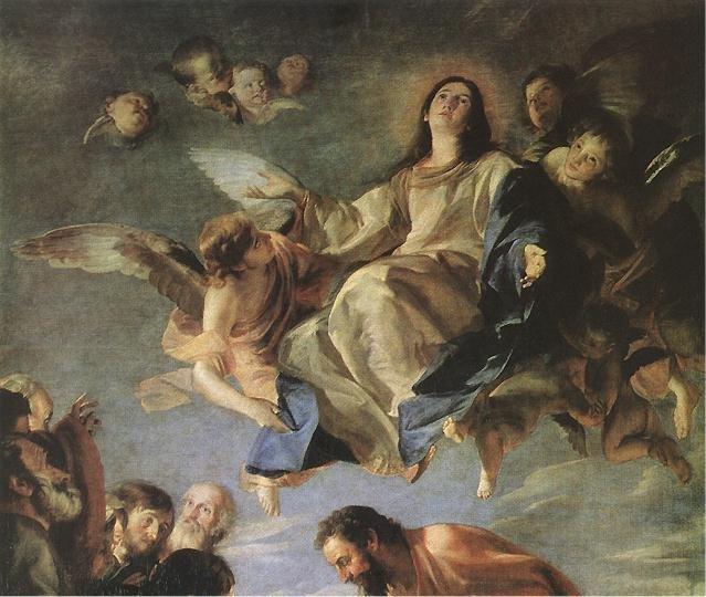 Asunción de la Santísima Virgen María (Solemnidad), 15 de agosto