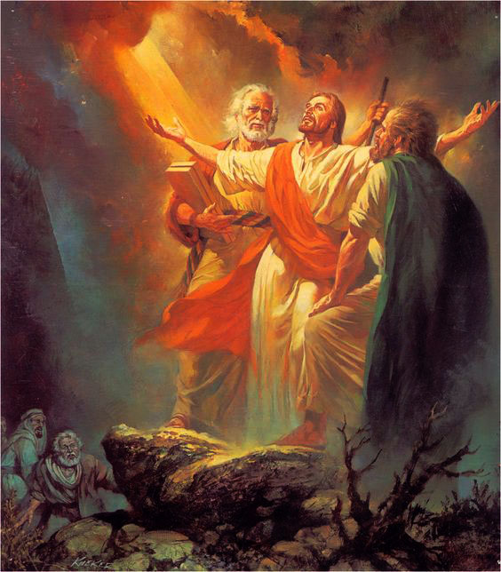 Fiesta de la Transfiguración del Señor, 06 de agosto