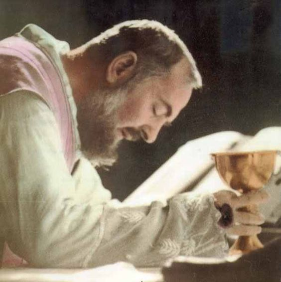 Novena al Santo Padre Pío de Pietrelcina
