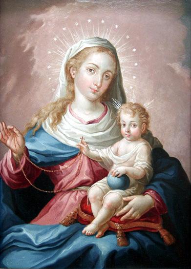 Novena a Nuestra Señora del Rosario