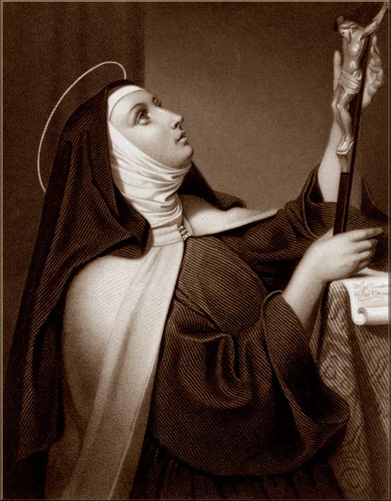 Santa Teresa de Jesús (de Ávila), Fundadora y Doctora de la Iglesia