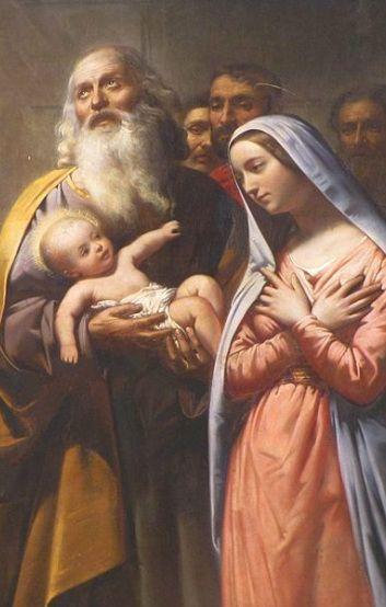 Purificación de la Santísima Virgen María, 02 de febrero