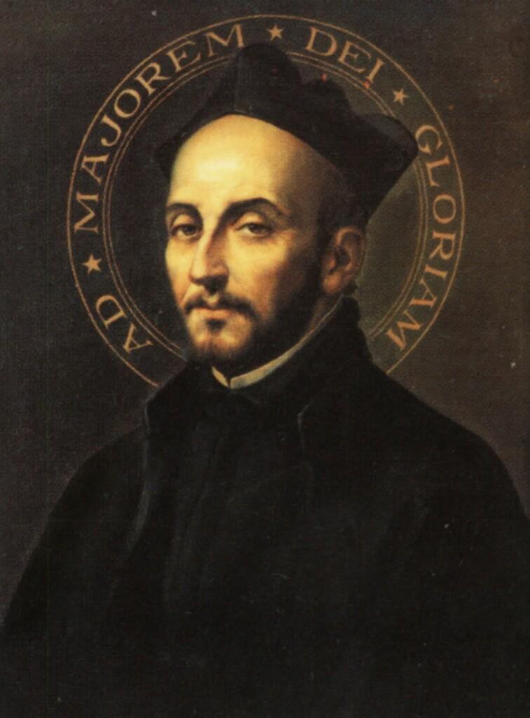 Novena a San Ignacio de Loyola